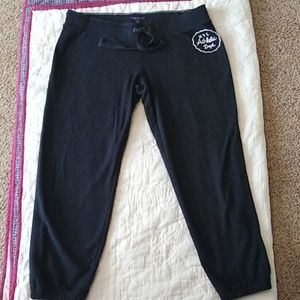 Aeropostale dark gray sweatpants, size xl